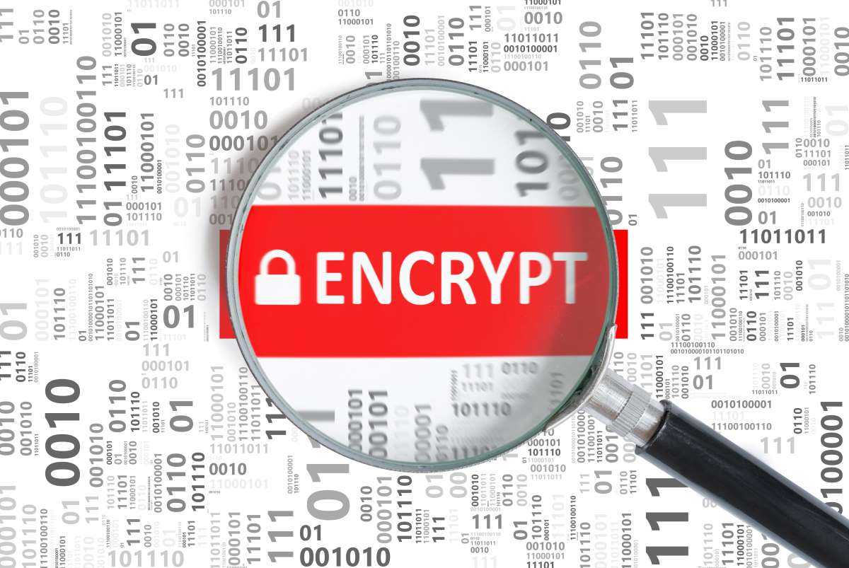 Backup encryption