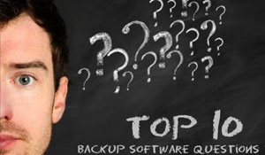 Backup-software-questions