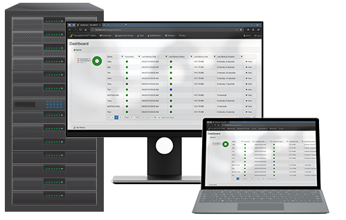 CMon-Dashboard-Server