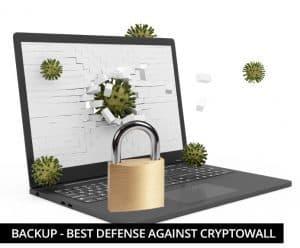 Best Defense Against CryptoWall Virus