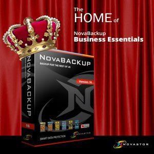 Home of NovaBACKUP Business Essentials