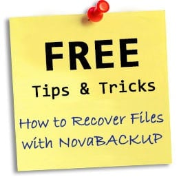 How to Recover Files