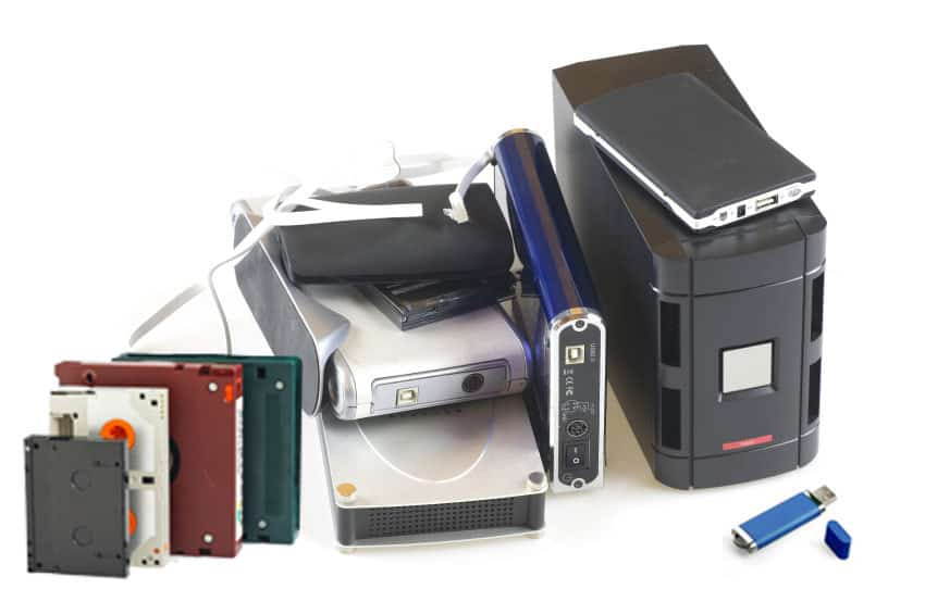 Backup Storage Devices