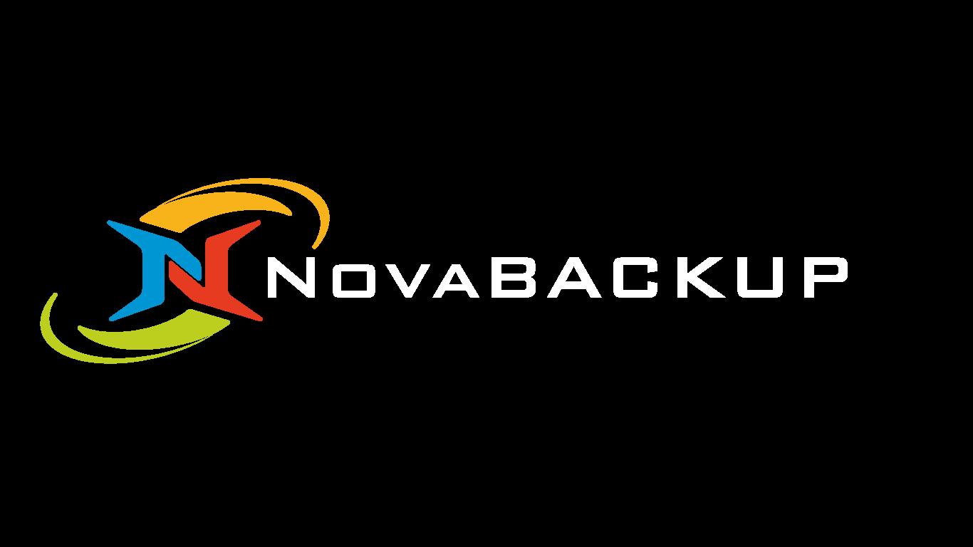 NovaBACKUP_Logo_white_noclaim