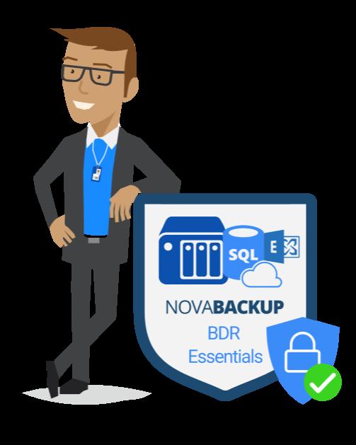 NovaBACKUP BDR Essentials