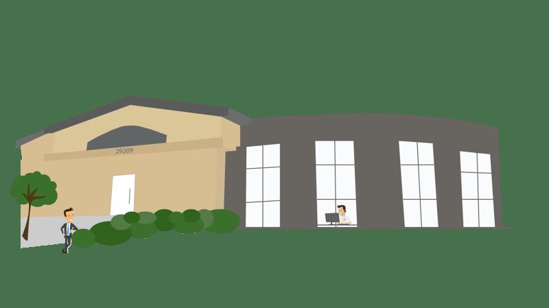 NovaBACKUP-building