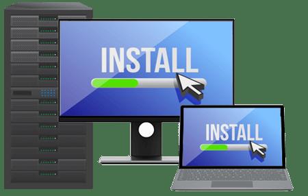 Remote-Installations
