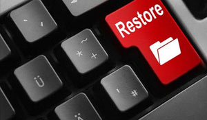 How to do a Bare Metal Restore after a Hard Drive Failure