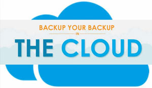 Backup Your Backup in the Cloud