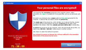 Don't Let CryptoLocker Steal Your Data for Christmas