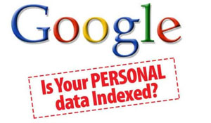 Is Your Private Data Indexed by Google?
