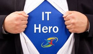 The right backup software can make you the IT Super Hero