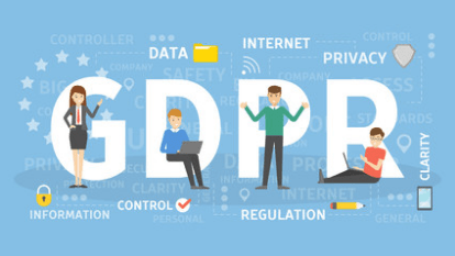 GDRP Affects US Companies that have Websites Accessed by Europe.