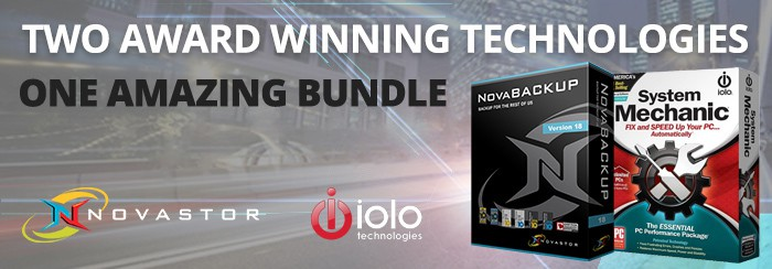 Two award winning technologies in one bundle.