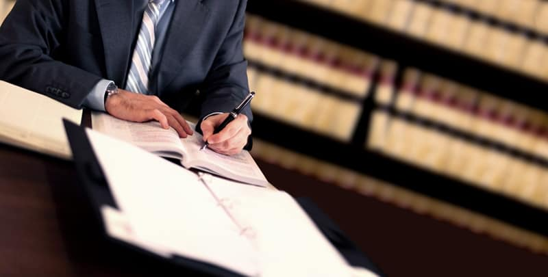 Law firms must have a disaster recovery plan in place.