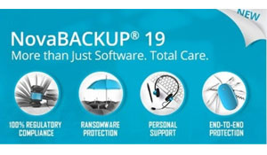 The NEW NovaBACKUP 19 is Now Available