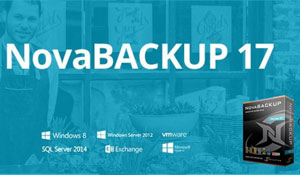 NovaBACKUP 17: What's New