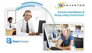 With Setup Assistance, NovaStor takes the Guesswork out of Backup