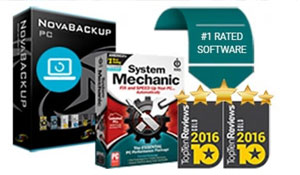 Go for the GOLD: NovaStor Announces Software Bundle with System Mechanics
