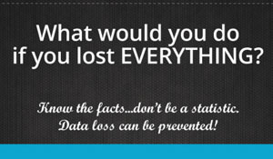 World Backup Day: Tips to Prevent Data Loss [INFOGRAPHIC]