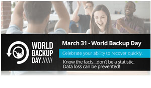 How To Celebrate World Backup Day 2019