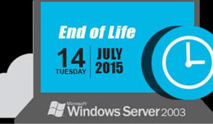 Windows Server 2003 End of Life: SMB Preparation